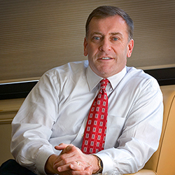 Biopharma executive portrait, shot on location, Skillman NJ